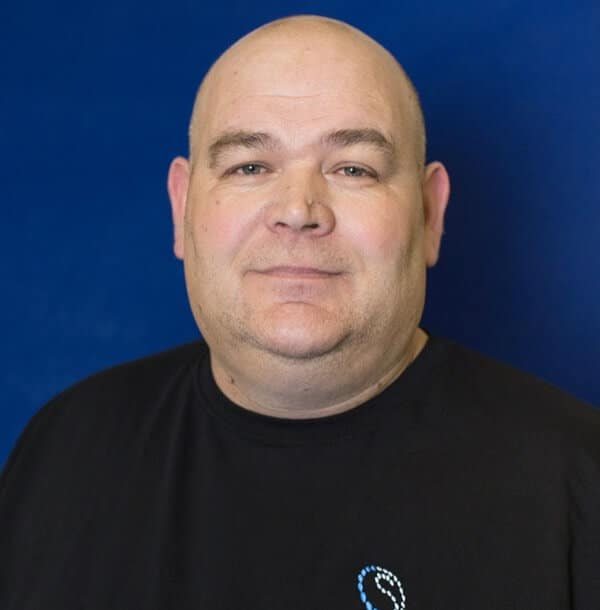 Billy Thompson - Maintenance Engineer - Spotless Commercial Cleaning Ltd - East of Scotland