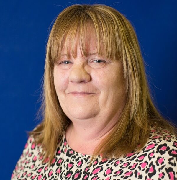 Linda Stewart - Account Manager - Spotless Commercial Cleaning Ltd - East of Scotland