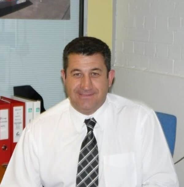 Mark Rushworth - Divisional Manager South - Spotless Commercial Cleaning Ltd - South West and the South East of England