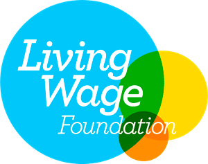 Spotless Commercial Cleaning Ltd are accredited service partners of the Living Wage Foundation