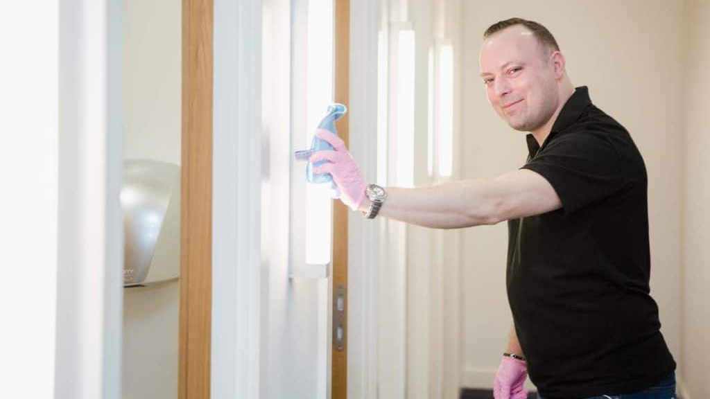 Customer service at Spotless Commercial Cleaning