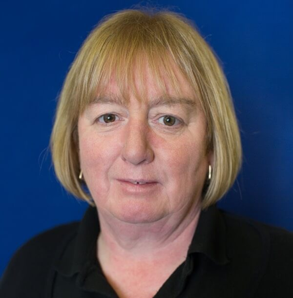 Tricia Manson - Account manager - Spotless Commercial Cleaning Ltd - East of Scotland