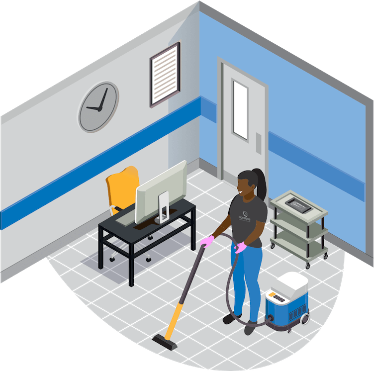 Cleaning Surgeries - Spotless Commercial Cleaning Ltd