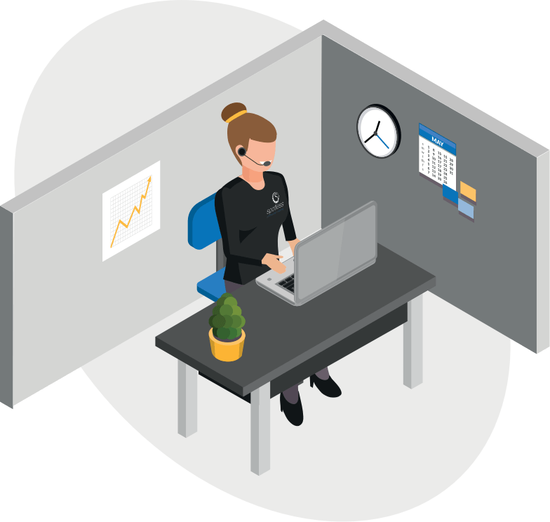 A friendly help desk and real time portal reporting at Spotless Commercial Cleaning Ltd